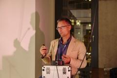 Dr. Ralf Grötker (Explorat) über die Aussagekraft von Bürgergutachten (Foto: Alena Schmick)