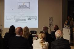 Dr. Ralf Grötker (Explorat) über die Aufdeckung impliziter Annahmen durch Bürgerbeteiligung (Foto: Alena Schmick)